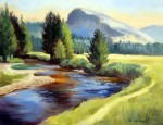 Tuolumne Meadows, o/c, 14x18