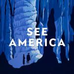 See America logo