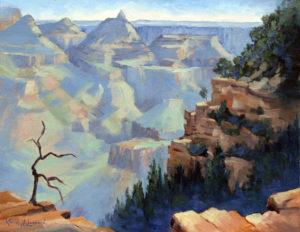 Along Desert Drive, Grand Canyon